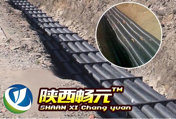 碳素管施工图片